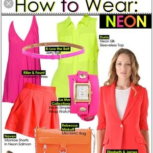 How to wear NEON 101